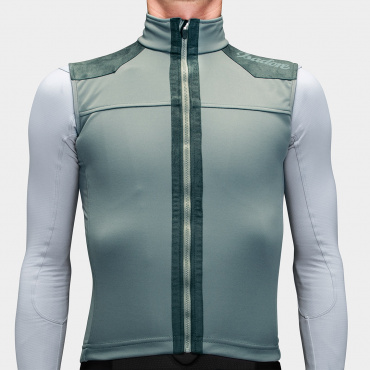 Laurel Wreath Merino Membrane Vest