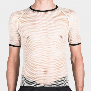 Merino Light SS Baselayer Natural White