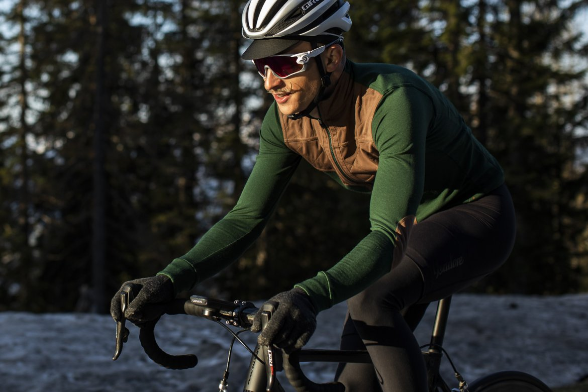 Long Sleeve Shield Jersey Sycamore 2.0