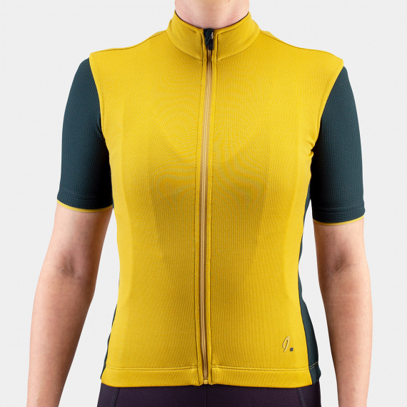 Signature Cycling Jersey Olive OilJet Set 2.0