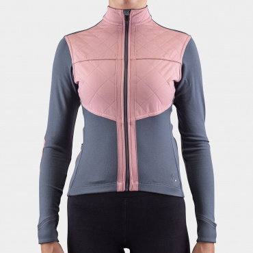 Long Sleeve Shield Jersey Turbulence Women